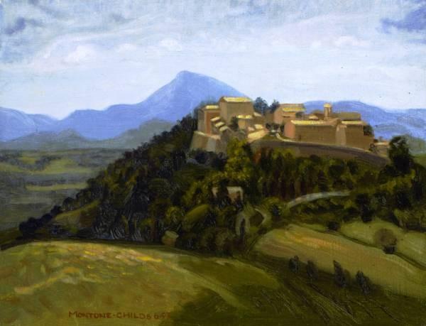 Montone Umbria